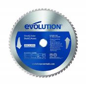 Evolution Power Tools Mild Steel Carbide-Tipped