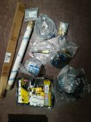COMBINED RRP £108.00 LOT TO CONTAIN 10 ASSORTED Home Improvement: Coral, iDesign, Sealey, NEBO,