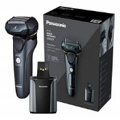 RRP £152.00 Panasonic ES-LV97 Wet & Dry Electric 5-Blade Sha