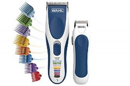 Wahl Hair Clippers for Men, Colour Pro Cordless