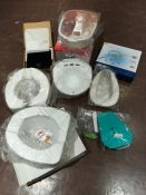 COMBINED RRP £117.00 LOT TO CONTAIN 8 ASSORTED Personal Care Appliances: NRS, REVLON, Drive, RE
