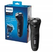 RRP £59.00 Philips New Series 3000 Wet or Dry Men's Electri