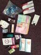 COMBINED RRP £175.00 LOT TO CONTAIN 18 ASSORTED Beauty: Catwalk, Vitamin, GGOKOK-Eyelash-Glue-C