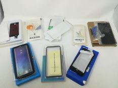 COMBINED RRP £99.00 LOT TO CONTAIN 10 ASSORTED Tech Products: LuckyShop, ISOUL, Huawei, CUBOT,