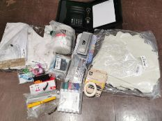 COMBINED RRP £158.00 LOT TO CONTAIN 13 ASSORTED Office Products: Arpan, DYMO, STAEDTLER, Rapesc