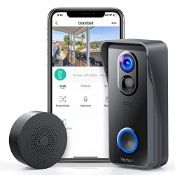 RRP £74.00 Victure Wireless Video Doorbell Camera with 1080