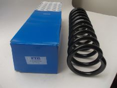 RRP £2905 - (NEW) 73x Front Spring (140 321 2104), OE-Manufacturer: MERCEDES-BENZ