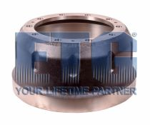 RRP £2385 - (NEW) 20x MERCEDES Brake Drum Part no: 658 421 0001, OE-Manufacturer: MERCEDES-BENZ (Mad