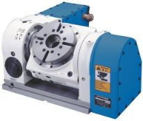 RRP £72000 - Rotary Table with hydraulic clamping TT321, Manufacturer: Kitagawa (Made in Japan)