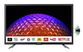 RRP £184.00 Sharp LC-24DHG6131KF 24 Inch HD Ready LED Freevi