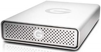 RRP £274.00 G-Technology G-DRIVE 10 TB 195 MB/s, with USB 3.