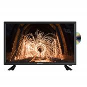 RRP £126.00 Westinghouse 24 inch HD LED TV DVD Combi with Fr