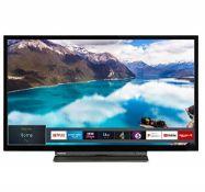 RRP £198.00 Toshiba 32LL3A63DB 32-Inch Smart Full-HD LED TV