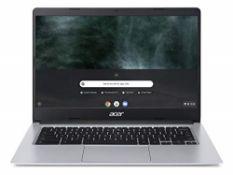 RRP £259.00 Acer Chromebook 314 CB314-H - (Intel Celeron N40