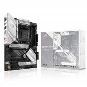 RRP £169.00 ASUS AMD B550 Ryzen AM4 Gaming ATX motherboard with PCIe® 4.0, teamed power stages, I