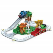 Big Loader T14000 Friends Includes Thomas The Tank Engine, Percy & Terence Top Christm