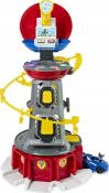 RRP £74.00 PAW Patrol Mighty Pups Super PAWs Lookout Tower Playset with Lights and Sounds, for Ag