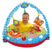 Galt Toys, Playnest and Gym - Farm, Sit Me Up Baby Seat, Ages 0 Months Plus