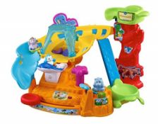 NO FIGURINES VTech ZoomiZoos Water Park Interactive Animal Baby Play Set, Educational