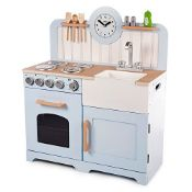 RRP £129.00 Tidlo Wooden Country Play Kitchen