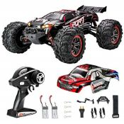 RRP £135.00 FLYHAL X03 PRO Remote Control Car Brushless RC Car 58km/h 1/10 Scale 4WD Off-Road Rc C