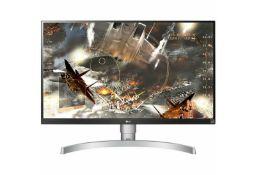 """RRP £359.00 LG 27UL650 Monitor 27"""" UltraHD 4K LED IPS HDR 400, 3840x2160, 1 Miliardo di Colori, AM"""