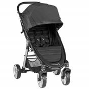 RRP £299.00 Baby Jogger City Mini 2 Pushchair | Lightweight, Foldable & Compact 4-Wheel Stroller |