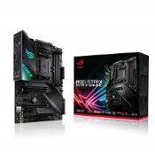 RRP £248.00 ASUS ROG Strix X570-F Gaming ATX Motherboard, AMD Socket AM4, Ryzen 3000, 14 Power Sta