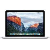 RRP £1288.00 Apple MacBook Pro 13in (Retina Early 2015) - Core i5 2.7GHz, 8GB RAM, 128GB SSD (Renew