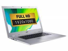RRP £487.00 Acer Chromebook 315 CB315-2H - (AMD A6-9220C, 4GB RAM, 64GB eMMC, 15.6 inch Full HD di