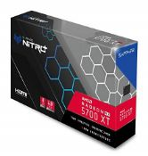 RRP £398.00 Sapphire Nitro+ Radeon RX 5700 XT 8G, 8192 MB GDDR6, 11293-03-40G