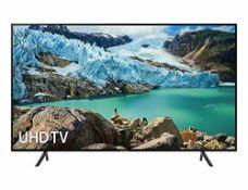 "RRP £309.00 Samsung 43RU7100 43"" flat 4k TV (Broken screen)"