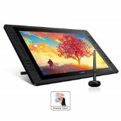RRP £411.00 HUION Kamvas Pro 20 Graphic Drawing Monitor 19.5 Inch - Upgraded Version with AG Glass
