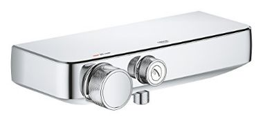 RRP £237.00 Grohe SmartControl | 34719000 Shower and Shower System Thermostatic Bar Mixer Shower D