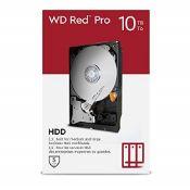 """RRP £331.00 WD Red Pro 10TB NAS 3.5"""" Internal Hard Drive - 7200 RPM Class, SATA 6 Gb/s, CMR, 256MB"""