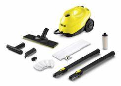 RRP £146.00 Kärcher SC3 EasyFix Steam Cleaner