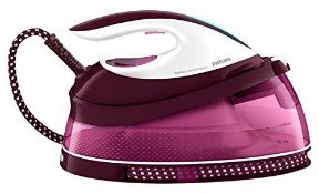 RRP £165.00 PerfectCare Compact Steam Generator Iron GC7808/40 with 280g steam boost
