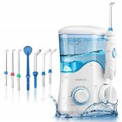Water Flosser for Teeth, YOUNGDO 600ML Professiona