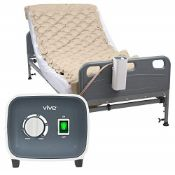 RRP £51.00 Vive Alternating Pressure Mattress - Includes