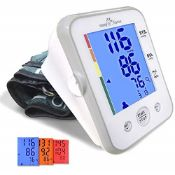 Upper Arm Blood Pressure Monitor (BP Monitor) Easy