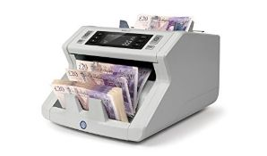 RRP £280.00 Safescan 2250 - Banknote counter for sorted banknotes with 3-point counterfeit detecti