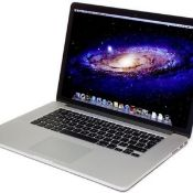 RRP £1286 Apple MacBook Pro 15 Inch 2.66 Ghz 8GB (Fully working) NO VAT on Hammer)