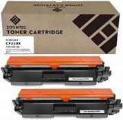 ZOOMTEC Compatible 30X CF230X Toner Cartridge Use with HP LaserJet Pro M203d, M203dw,
