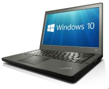 "RRP 876 Lenovo ThinkPad X240 12.5"" 4th Gen Intel Core i5-4300U 8GB (Fully working NO VAT on Hammer)"