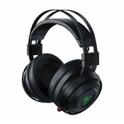 RRP £175.00 Razer Nari Ultimate: Gaming Headset with THX Spatial Audio, Cooling Gel-Infused Cushio