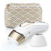 RRP £361.00 Braun Silk-Expert Pro 5 PL5137 IPL Haarentfernungsgerät für dauerhaft sichtbare