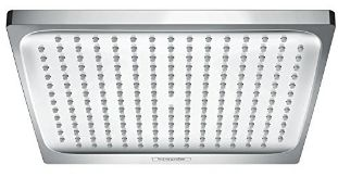 RRP £158.00 hansgrohe Crometta E 240 overhead shower, chrome 26726000