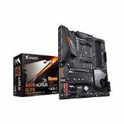RRP £183.00 Aorus X570 AORUS ELITE (Socket AM4/X570/DDR4/S-ATA 600/ATX)