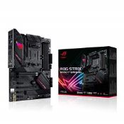 RRP £179.00 ROG STRIX B550-F GAMING AMD Ryzen AM4 ATX Motherboard (PCIe 4.0, 14 Power Stages, Inte