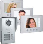 RRP £360.00 ELRO Video Door Intercom with Colour Display